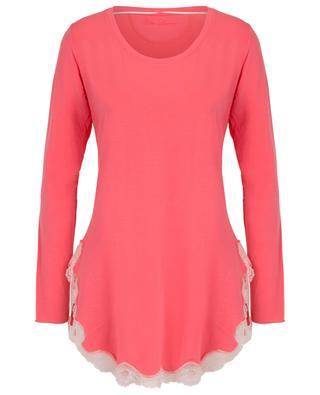 Nachthemd aus Modal Lisa BLUE LEMON