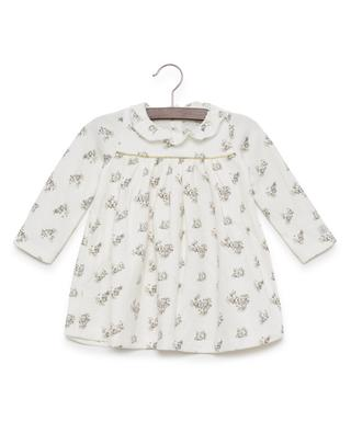 Kleid mit Print und Strumpfhosen PETIT BATEAU