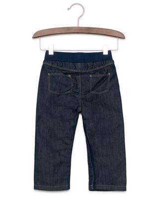 Cotton-lined jeans PETIT BATEAU