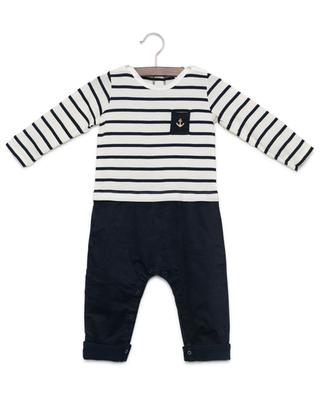 Cotton all-in-one PETIT BATEAU