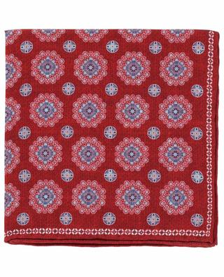 Easy silk pocket square ROSI COLLECTION