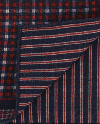 Will 07 wool pocket square ROSI COLLECTION