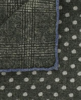 Will wool pocket square ROSI COLLECTION