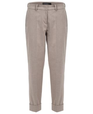 Klementine wool trousers CAMBIO