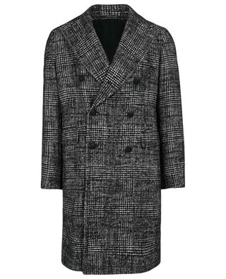 Cotton and virgin wool coat PINO LERARIO