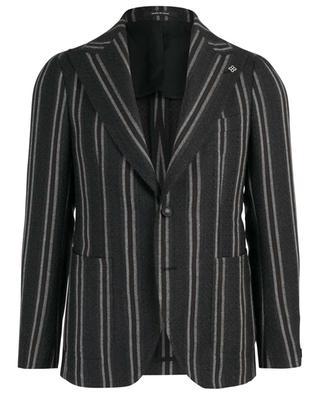 Striped virgin wool blazer PINO LERARIO