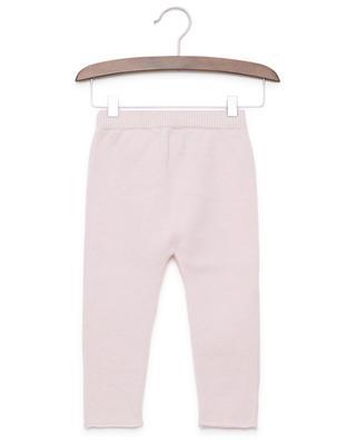 Wool and cashmere leggings PER TE