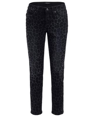 Parla leopard slim fit jeans CAMBIO