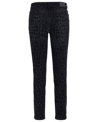 Parla leopard slim fit jeans CAMBIO