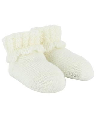 Virgin wool slippers IL TRENINO