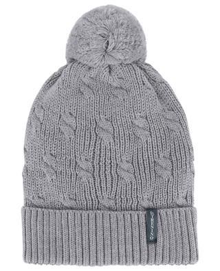 Virgin wool beanie IL TRENINO