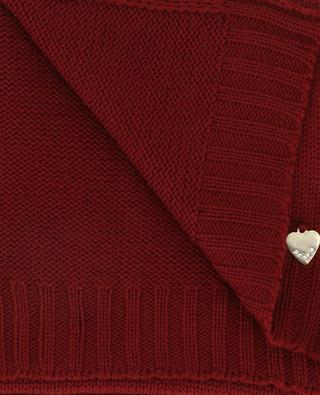Wool scarf IL TRENINO