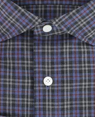 Chemise à carreaux Archivio GIAMPAOLO