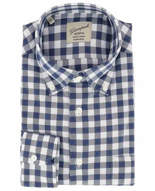 Archivio check shirt GIAMPAOLO