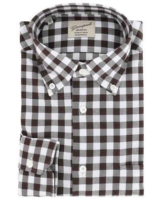 Archivio checked shirt GIAMPAOLO