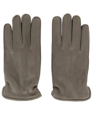 Deer leather gloves PIERO RESTELLI