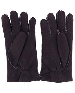 Handschuhe aus Merinoleder und -wolle PIERO RESTELLI
