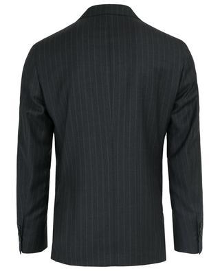 Gestreifter Anzug aus Schurwolle NAPOLI COUTURE