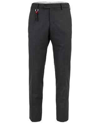 Pantalon en laine vierge mélangée MARCO PESCAROLO