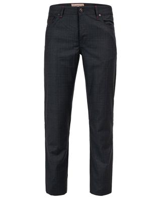 Nerano 1 wool and cashmere trousers MARCO PESCAROLO