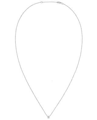 Halskette aus Weissgold Le Cube Diamant DINH VAN