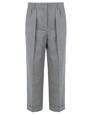 Virgin wool tailored trousers VICTORIA BECKHAM