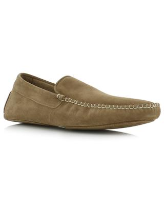 Suede slippers FEDELI