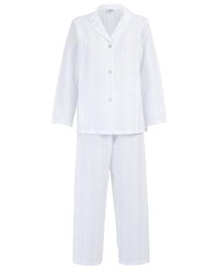 Pyjama rayé en coton Tamina CELESTINE
