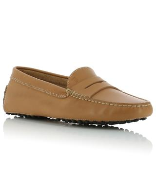 Gommino leather loafers TOD'S