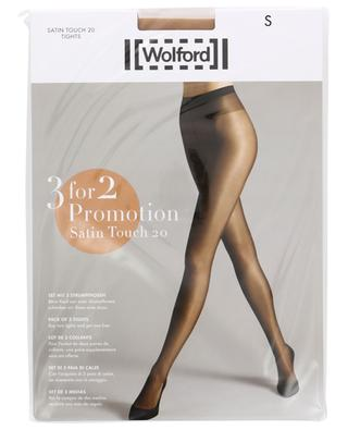 Satin Touch 20 tights pack WOLFORD