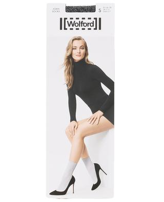 Joan lurex socks WOLFORD
