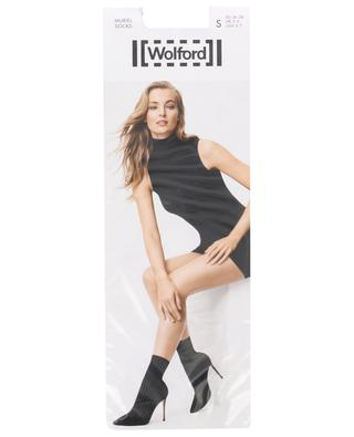 Chaussettes rayées Muriel WOLFORD