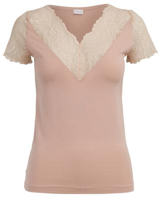 Modal and silk top ZIMMERLI