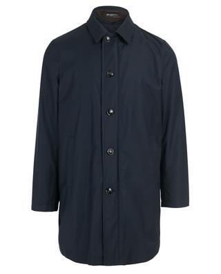 Wool blend raincoat KITON