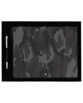 Bloc notes intelligent et stylo Augmented Paper MONTBLANC