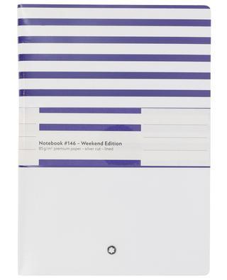 Carnet de notes #146 Weekend Edition MONTBLANC