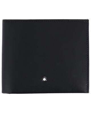 My Montblanc Nightflight 6 cc leather wallet MONTBLANC