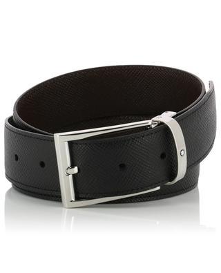 Saffiano leather belt MONTBLANC
