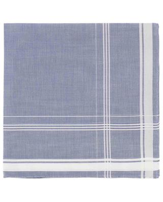 Sarabande cotton pocket square SIMONNOT GODARD