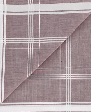 Sarabande cotton pocket square SIMONNOT GODARD