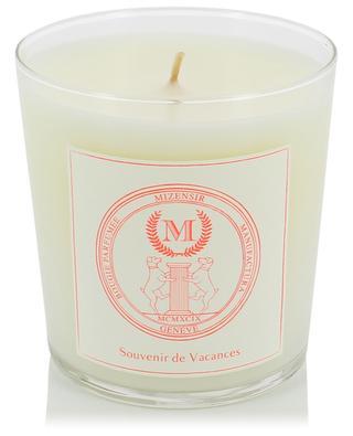 Bougie parfumée Souvenir de Vacances MIZENSIR