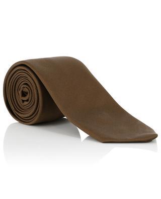 Silk tie BORRELLI
