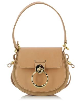 Tess Small suede and leather bag CHLOE