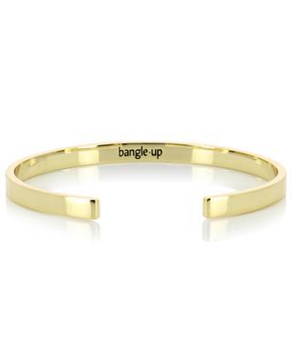 Gold plated brass bangle BANGLE UP