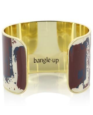 Emaillierte Manschette Brush BANGLE UP