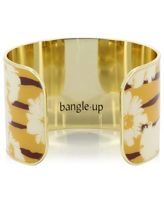 Swann enamelled cuff BANGLE UP