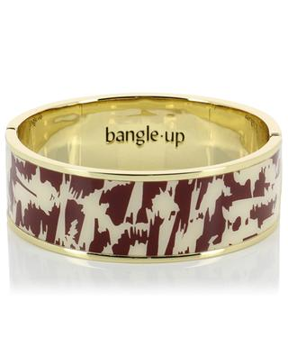 Emaillierter Armreif Joy BANGLE UP