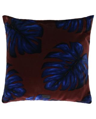 Leaves velvet cushion WOOUF