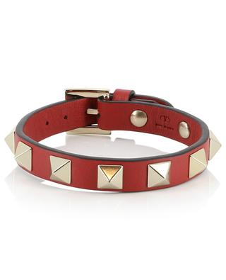 Rockstud leather bracelet VALENTINO