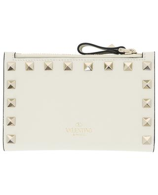 Rockstud small leather wallet VALENTINO